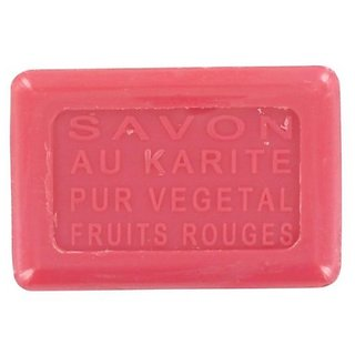 3.5 oz. Red Fruits French Soap