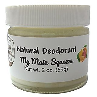 Best All Natural Deodorant for Men, Women, and Teens to Keep You Dry and Fight Odor, Lasts All Day, 60 Day Supply, Alumi