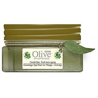 Olive Essence Facial Spa Anti-Aging Peel, 4 oz.