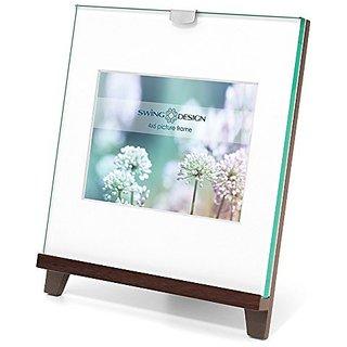 Swing Design Frame Easel Walnut 4x6