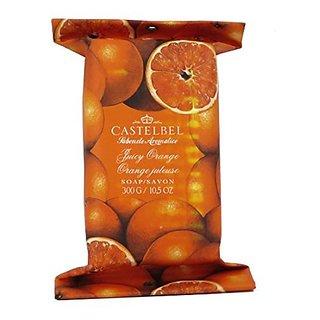Castelbel Porto Juicy Orange Luxury Bath Bar 10.5 Oz