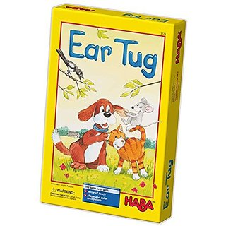 HABA Ear Tug A Sensory and Sorting Game For Ages 3 and Up (Made in Germany)