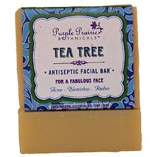 Tea Tree Facial Bar Soap 3 Pack