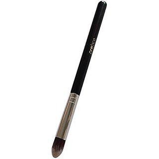 Mini Precision Tapered Kabuki Blending Brush - Mypreface Synthetic Small Tapered Eyeshadow Brush Best for Pigments & Gli