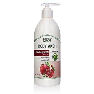 Natures Gate Velvet Moisture Body Wash - Pomegranate - 18 oz