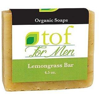 Organic Lemongrass Bar Soap