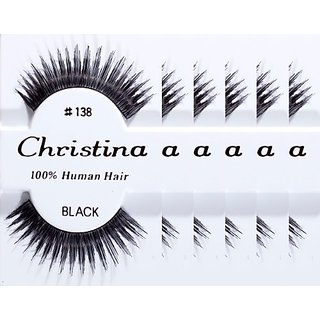 6packs Eyelashes - #138 (Same factory & production line as Red Cherry)