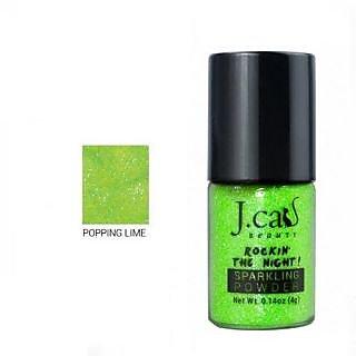 J. Cat Sparkling Powder 203 Popping Lime