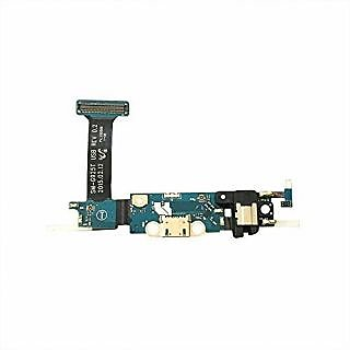 Rinbers USB Charger Charging Port Dock Connector Flex Cable Replacement for Samsung Galaxy S6 Edge G925T T-Mobile