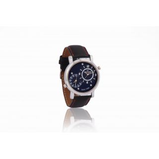 Dezine's DZ-GR030-BLK-BLK Analog Men's Watch