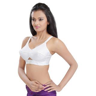 1da1f303c386b Sunny Charmis B Round stitch Pure Cotton Bra Cotton Belt Undergarment
