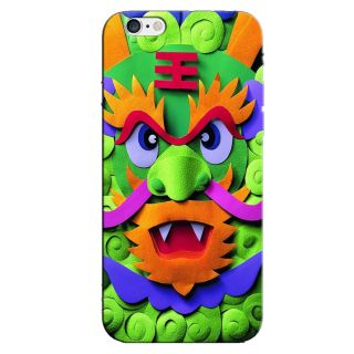 DRAGON MASK  BACK COVER FOR NEW IPHONE 6