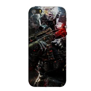 MODERN SOLDIER BACK COVER FOR NEW IPHONE 5