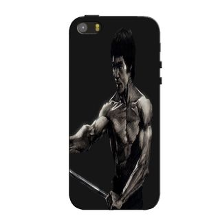 BRUCE LEE BACK COVER FOR NEW IPHONE 5