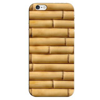 BAMBOO DESIGN  BACK COVER FOR NEW IPHONE 6