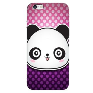 CUTE PANDA  BACK COVER FOR NEW IPHONE 6