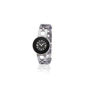 Dezine's DZ-LR016-BLK-CH Analog Women's Watch