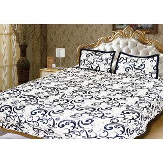 Redbear Luxuary PolyCotton Double Bedsheet