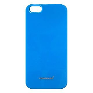 Latest Fonokase Fuse Series Back Case for IPhone 5 - BLUE