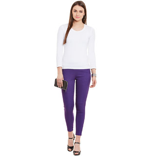 PURPLE-JEGGING