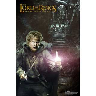 HungOver The Lord of the Ring Poster for Home and Office Poster  Without Frame Single Piece Size (12x9  Inches)