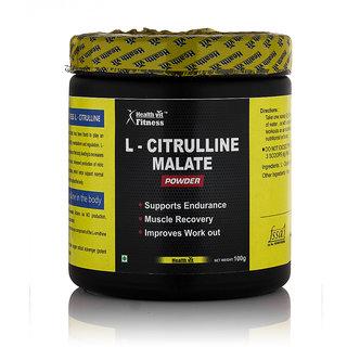 HealthVit-Pure-L-Citrulline-DL-Malate-Powder-100gm
