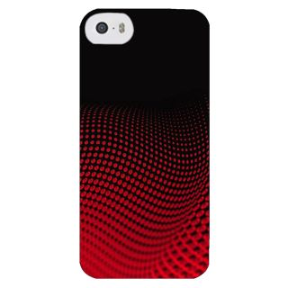 Stubborne Multicolor Dot Pattern 3D Printed Apple Iphone 5C Back Cover / Case