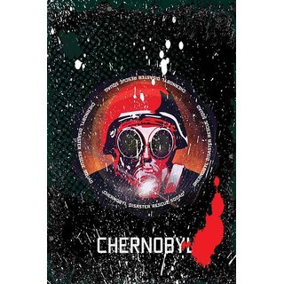 HungOver  Chernobyl Poster  Without Frame Single Piece (Size 12 x 9)