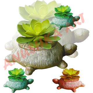 Planter -tortoise