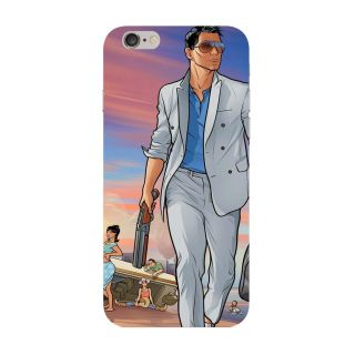 am4mine iphone 6/6s hard back cas cover