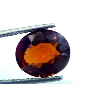 5.86 Ct Untreated Premium Natural Ceylon Gomedh/Hessonite/Garnet