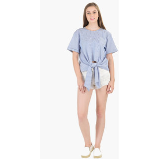 Lucid Dreams peach one-shoulder dress