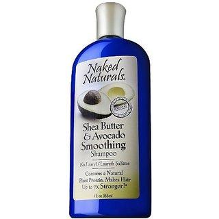 Naked Naturals Shea Butter & Avocado Shampoo