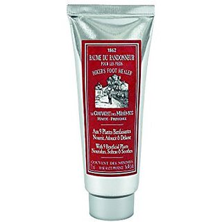Hikers Foot Healer, Foot Cream with 9 plants to nourish, soften, and soothe