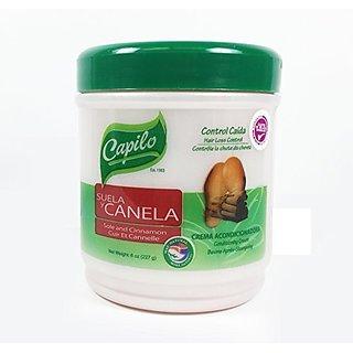 Capilo Sole & Cinnamon Hair Conditioner Cream 8oz