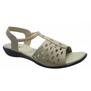 Sammy Women's Beige Sandals
