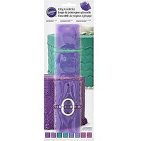 Wilton 417-7551 4 Piece Cake Combs Set