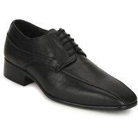 Escaro Men's Black Lace-up Derby Shoe
