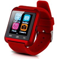 Jiyanshi Bluetooth Smart Watch with Apps like Facebook , Twitter , Whats app ,etc for Intex Aqua 3G Strong