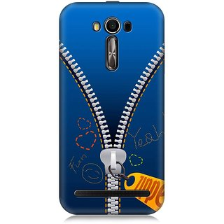 7Continentz Designer back cover for Asus Zenfone 2 Laser ZE500KL