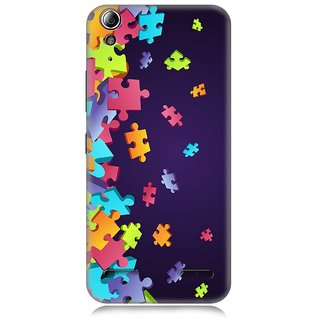 7Continentz Designer back cover for Lenovo A6000 Plus