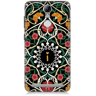 7Continentz Designer back cover for Lenovo K5 Note