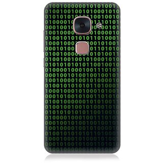 7Continentz Designer back cover for LeEco Le 2