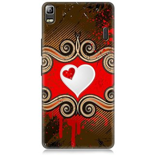 7Continentz Designer back cover for Lenovo A7000