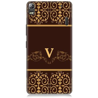 7Continentz Designer back cover for Lonovo K3 Note