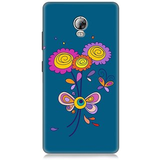 7Continentz Designer back cover for Lenovo Vibe P1
