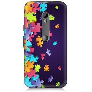 7Continentz Designer back cover for Motorolo Moto G Turbo Edition