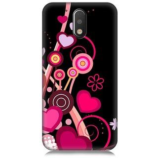 7Continentz Designer back cover for Motorola Moto G4 Plus