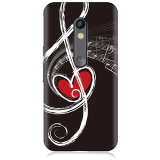 7Continentz Designer back cover for Motorola Moto X Play