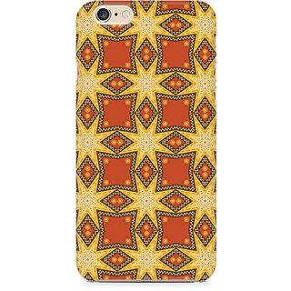 Zenith Tribal Geometric Premium Printed Cover For Apple iPhone 6 Plus/6s Plus